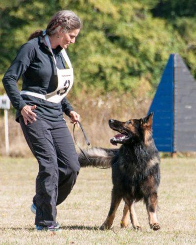 Интервью Шейд Уайтсел журналу Schutzhund Life